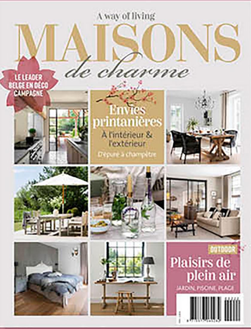 Deco Maison De Charme studio villa   media promotion   design   print